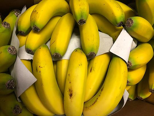 Plátano de Canarias verde Martimar