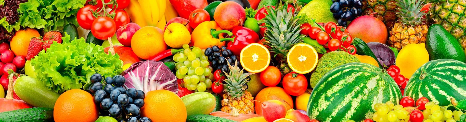 Sección de Frutas Martimar