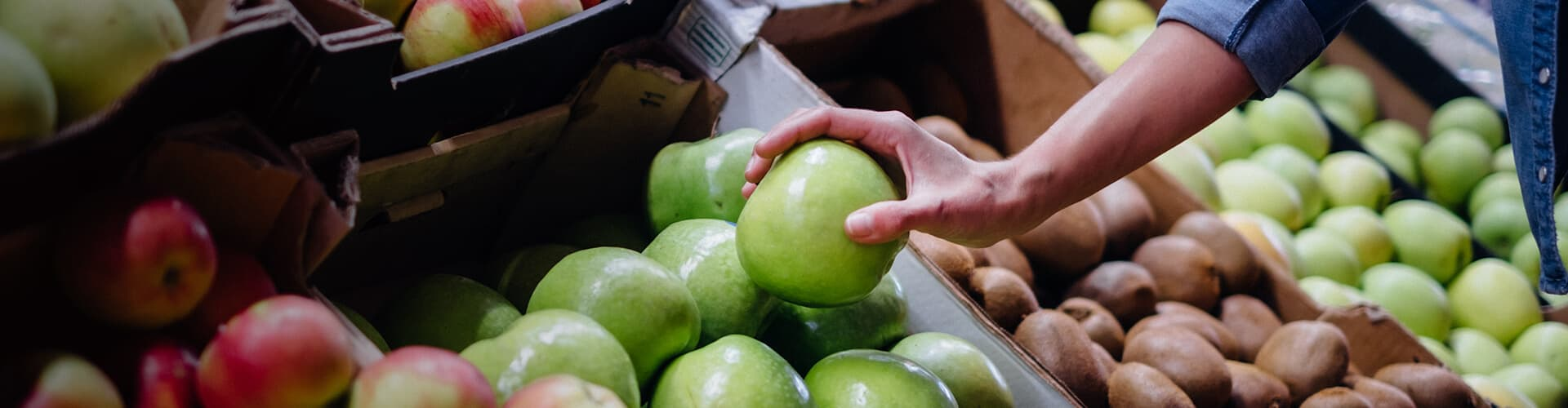 Lideres Fruta y verdura