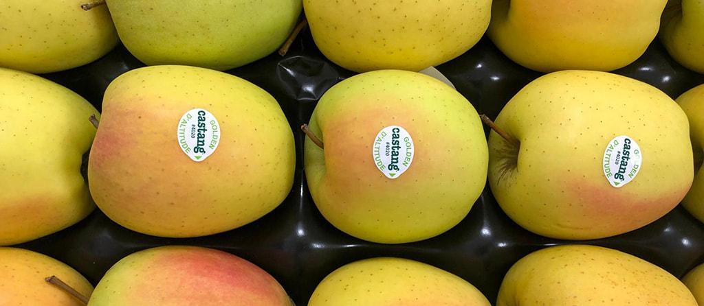Martimar, récord venta manzanas