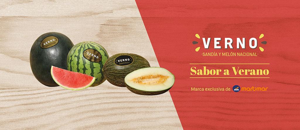 Melones y sandias Verno